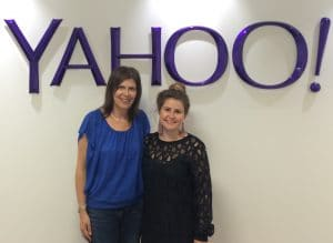 Live Q&A at Yahoo!
